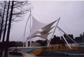 汉南园林景观膜结构