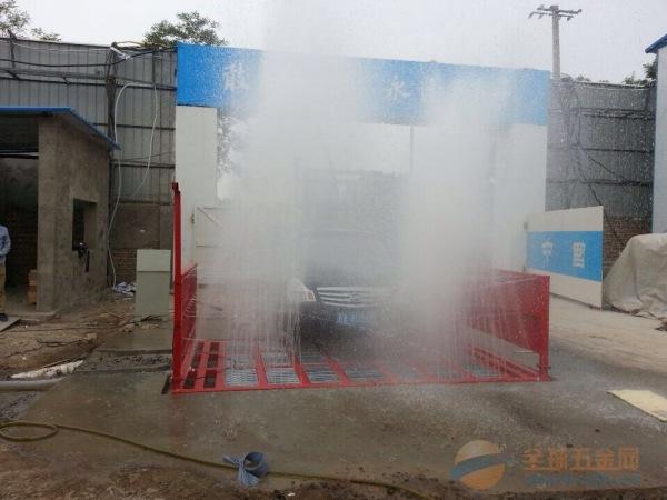 简易拼装式工地采石场发电厂工程车洗车台安装快价格低
