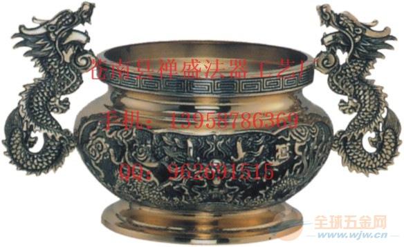 佛教用品铜香炉、佛教用品铜香炉批发