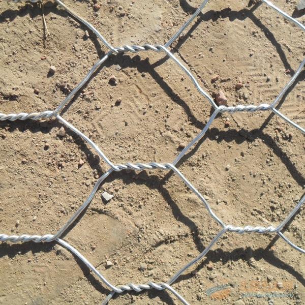 盐城锌铝合金格宾网 高尔凡石笼网