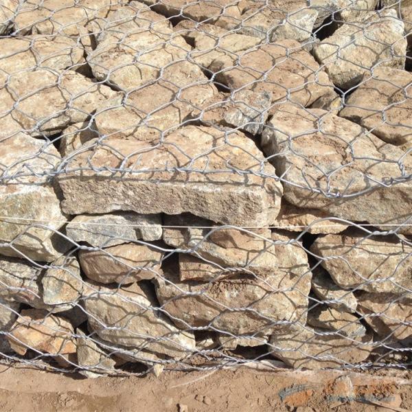 三明市高热镀锌格宾网 锌铝合金石笼网