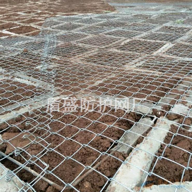 高强度钢丝格栅网价格