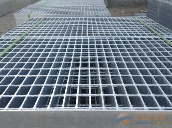 鑫乐源压焊钢格板都用在什么地方