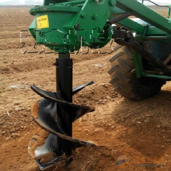 植树打坑机 各种规格挖坑机 汽油手提式挖坑机