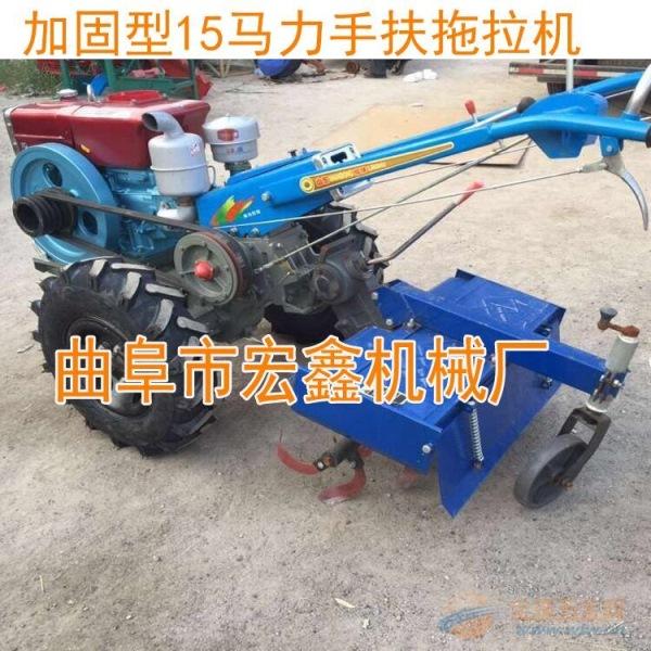 农用手扶拖拉机耕地机 手扶拖拉机旋耕机 大棚手扶旋耕机