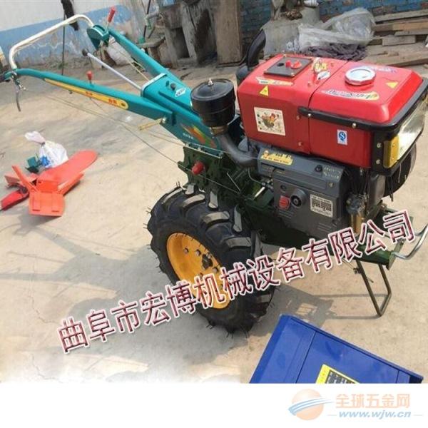 复杂地形开荒专用旋耕机
