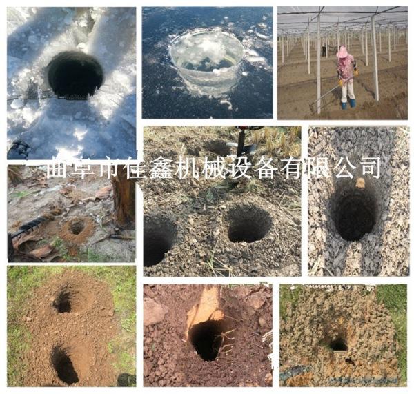 聊城 手提式挖坑机 山东热销挖坑机