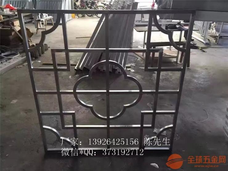 铝方管窗花格栅 防盗装饰格栅厂家