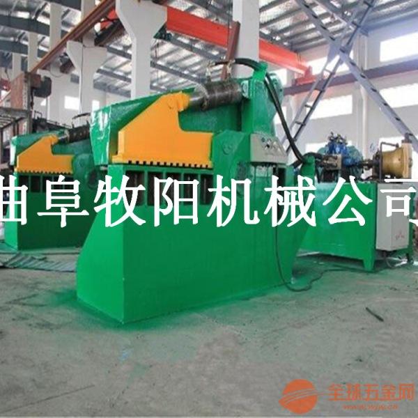 贵阳金属液压钢筋截断机 鳄鱼式钢筋剪切机 金属鳄鱼式剪切机操作视频图片