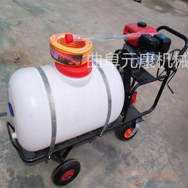 山东生产厂家 元康供应汽油高压喷雾器批发大功率农用汽油打药机