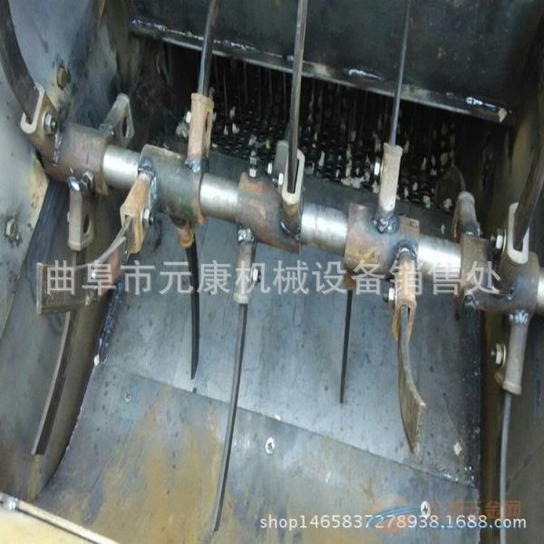 厂家花生秧大进料粉碎机 小型树枝粉碎机