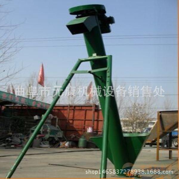 饲料提升机 供应生产螺旋提升机 不锈刚水泥螺旋输送机