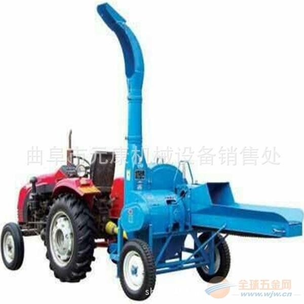 坚固耐用玉米粉碎机 厂家直销多功能牛羊饲料铡草揉丝机