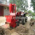 曲阜元康直销 农作物秸秆自动进料粉碎机锤片粉碎机 效率高