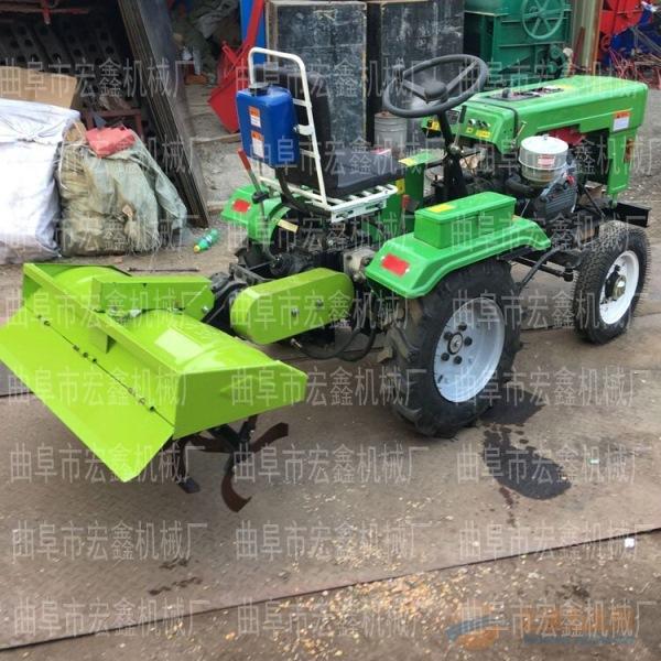 油旋耕机 小型手扶拖拉机 耕地机