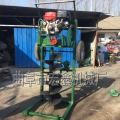 三角架挖坑机厂家 植树专用汽油挖坑现货 便携式电线杆子挖坑机