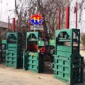 废油漆桶压扁机价格 吨袋机器价格 废纸立式打包机?