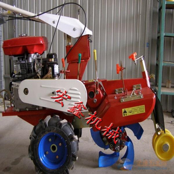 188型草莓开沟机 大动力柴油开沟机
