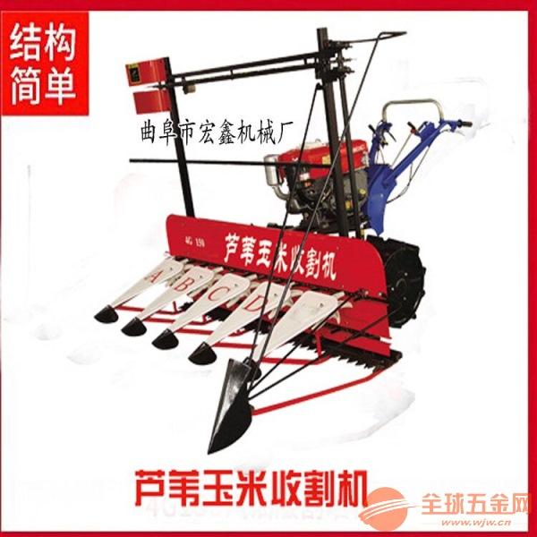 大豆收割机 苜蓿草收获机 手扶式艾草收割机
