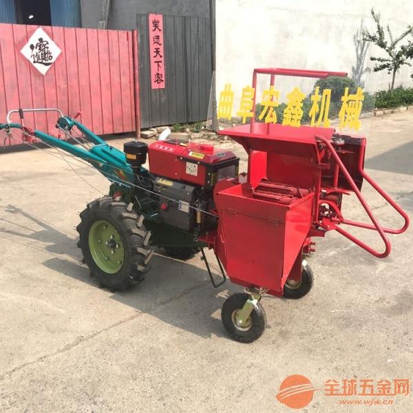 小块地专用玉米收获机 厂家玉米收获机 手扶玉米收获机