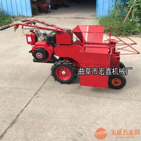 农作物收获专用机 苞米联合收割机
