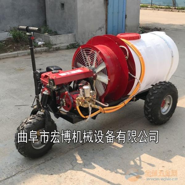 高杆打药机 玉米小麦杀虫打药车 柴油汽油打药机
