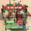 震动式铲头挖蒜机 前置式大蒜收获机 收鲜蒜机