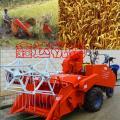 现货销售麦子收割收获机 脱粒装袋 专供河北麦子收割机