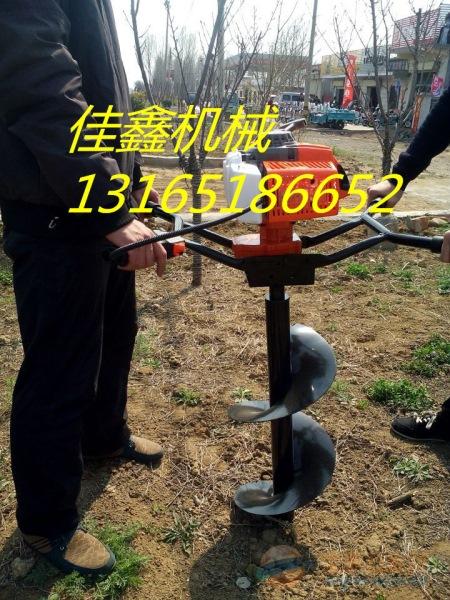 滨州 果树种树挖坑机 大面积植树挖坑机