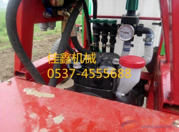榆林 大容量汽油喷雾机 厂家供应自走风送打药机