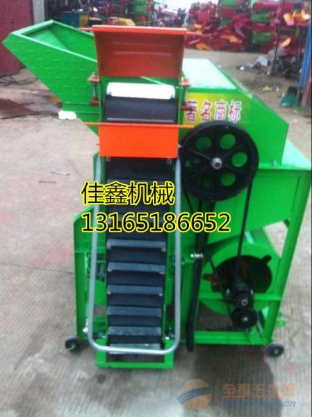 满城县 拖拉机带动花生摘果机 小型电动摘果机