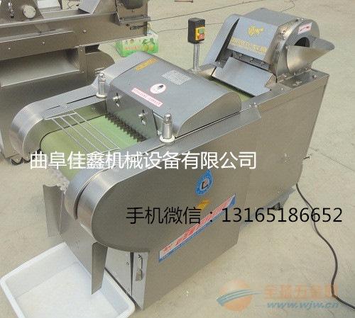 枣庄 韭菜葱花辣椒切段机 全自动切片切段切饼机厂家