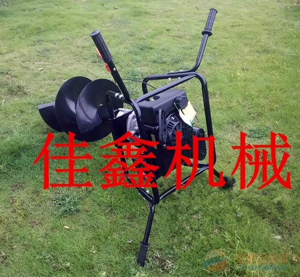 绥江县 硬土质挖坑打洞机 葡萄园立柱埋桩机