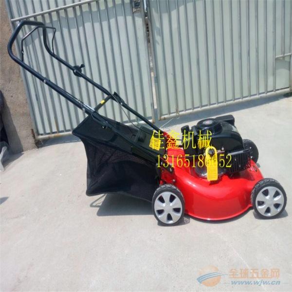 通化县 四冲程汽油割草机 自动行走式剪草机