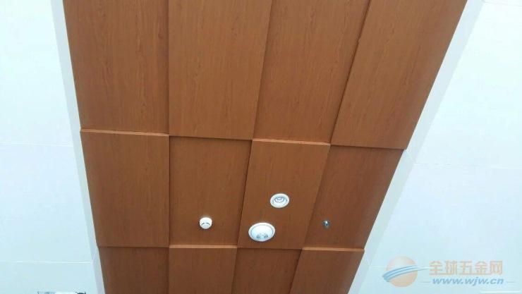 汽车4s店展厅镀锌钢铁板 吊顶天花展厅效果图