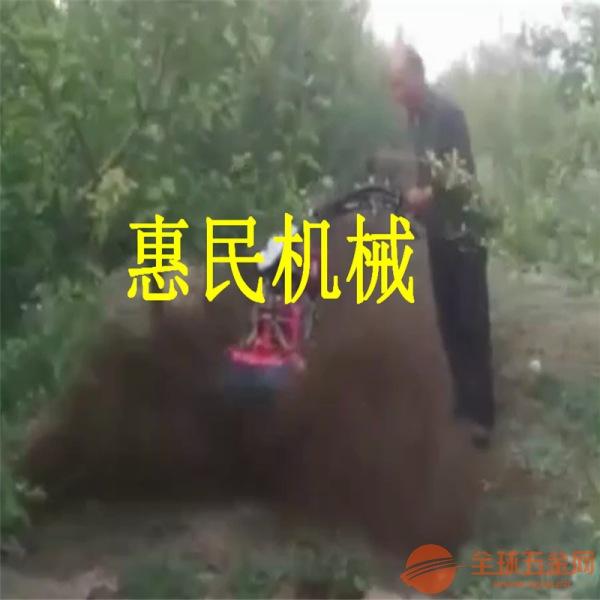 开沟培土机