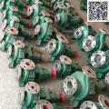 衬氟塑料离心泵,IHF65-50-160耐腐蚀化工泵原理