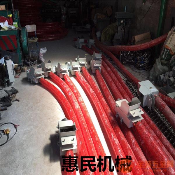 车载式麦类软管吸粮机 输送机械