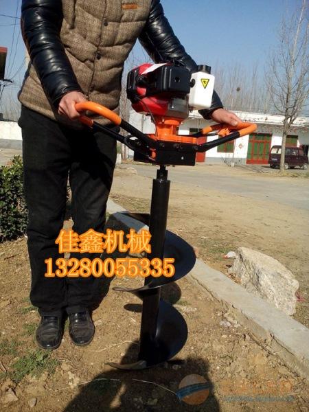 阜平县 大功率起树机 苗圃专用起树机图片