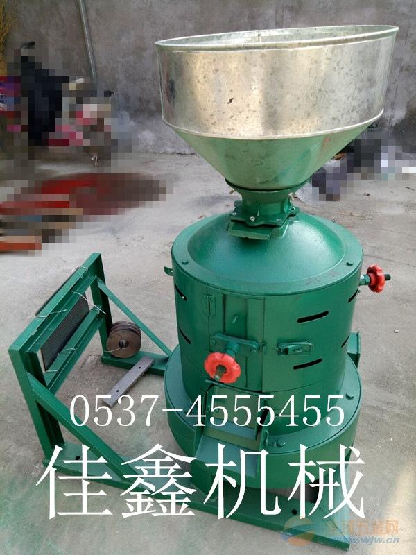 泰安省工省时碾米机去皮碾米机
