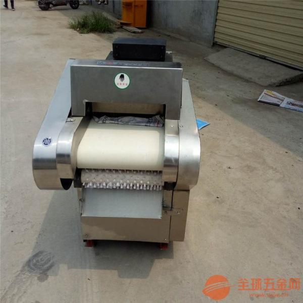 千页豆腐切丁机文山州小型电动多功能蔬菜切丝机