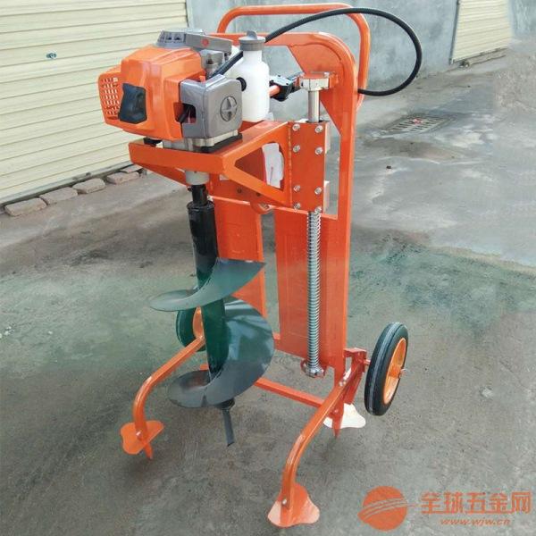 株洲 冻土打坑机不错 耐用的打桩机