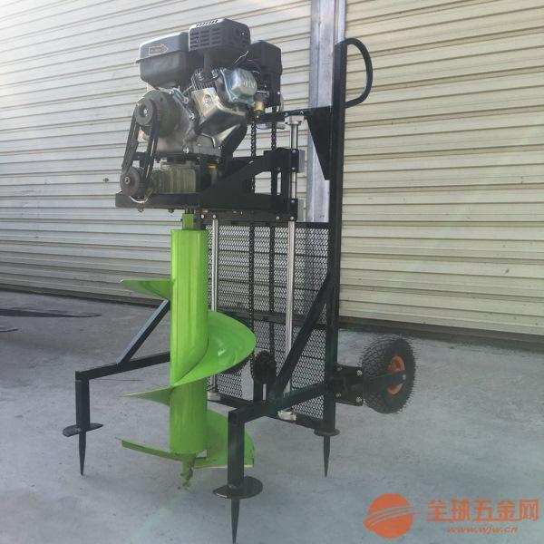 柳州 优质好用的挖坑机 冰砖打洞机