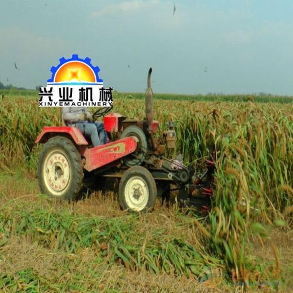 蚌埠油菜籽收割机谷子水稻收割干净收割机