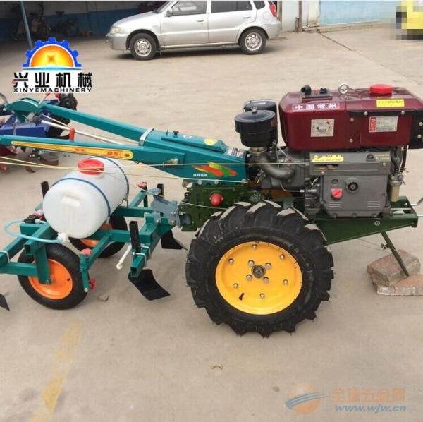 云南山地丘陵专用15马力手扶拖拉机价格