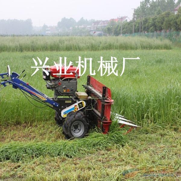 朝阳大豆秸秆收割机
