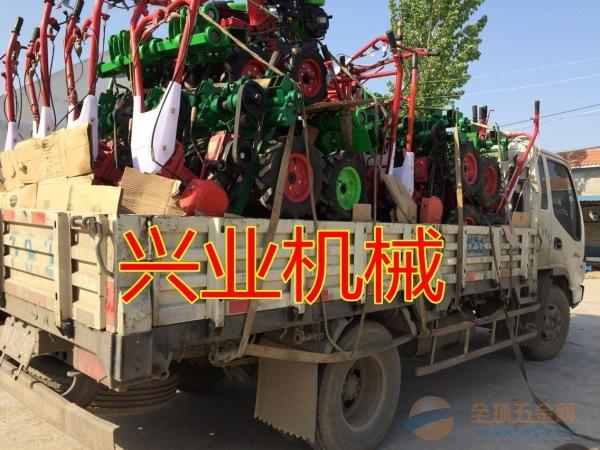 柴油四轮前置大蒜收获机 徐州批发零售