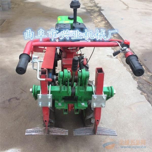 单缸拖拉机前置大蒜收获机 河北批发