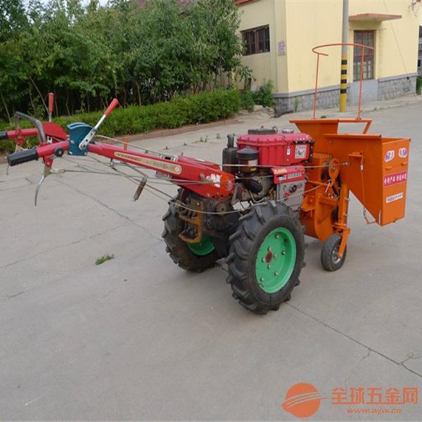 城区 丘陵山地用直连式玉米扒皮收获机 玉米秸秆粉碎收