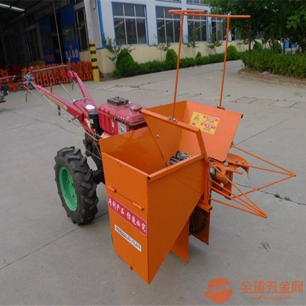 奉化东北专用农用小型玉米收割机